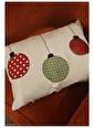 Mutlu Mikrop Mutlu Mikrop Özel Tam Benekli Balonlu Yastık Renkli